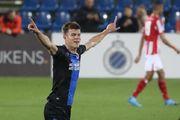 Брюгге сохранил возможность выкупа контракта Соболя у Шахтера