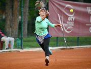 Турнір в Ірпені. Цуренко здобула третю перемогу в трьох матчах