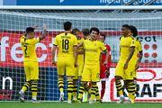 Падерборн – Боруссия Дортмунд – 1:6. Видео голов и обзор матча