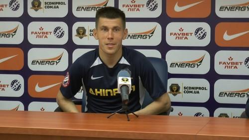 Сергей Кравченко провел 250-й матч в чемпионатах Украины