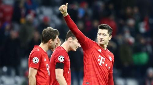 Баварія – Фортуна – 5:0. Відео голів і огляд матчу