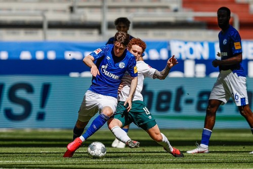Шальке – Вердер – 0:1. Видео гола и обзор матча