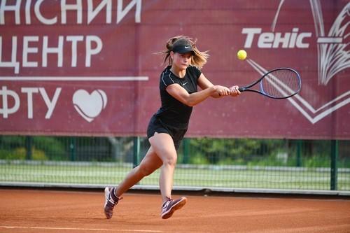 Расписание украинок на турнире в Ирпене на 31 мая