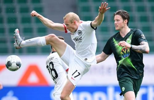 Вольфсбург – Айнтрахт – 1:2. Видео голов и обзор матча