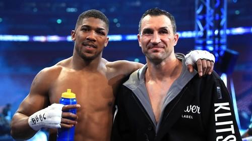 Джошуа рассказал, что помешало Кличко стать самым известным бойцом в мире