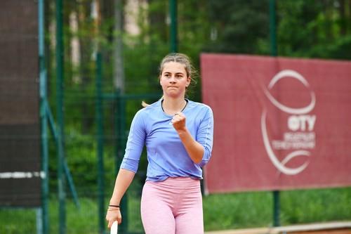 Турнир в Ирпене. Марта Костюк добыла вторую победу