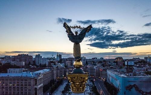 ВИДЕО. Динамо поздравило киевлян с днем города