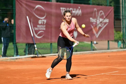 Турнир в Ирпене. Марта Костюк завершила групповой этап с тремя победами