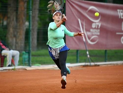 Турнир в Ирпене. Цуренко добыла третью победу в трех матчах