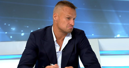 В'ячеслав ШЕВЧУК: «Попов погладив Степаненка, удару не було»