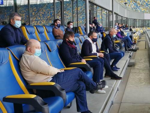 Андрей ПАВЕЛКО: «Наша следующая цель – матчи с болельщиками на стадионах»