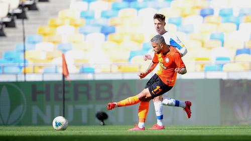 Марлос открыл счет девятому десятку голов в украинской карьере