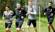 Врач УАФ: «Заболевшие игроки Карпат еще не скоро вернутся к футболу»
