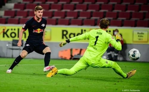 Лейпциг выиграл в матче с 6 голами и вернулся в топ-3 Бундеслиги