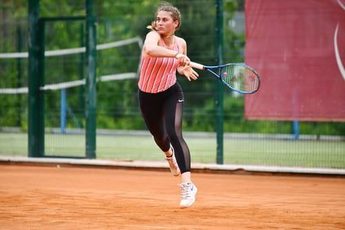 Костюк выиграла турнир в Ирпене