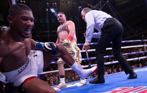 Энди РУИС: «Год назад я победил Джошуа. Самый счастливый день в моей жизни»