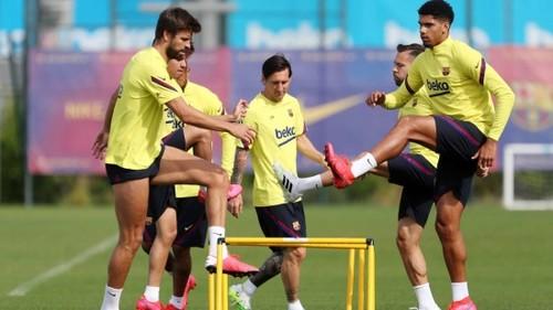 Барселона ничего не знает о 7 случаях коронавируса в команде