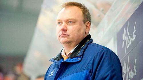 Назначен новый главый тренер молодежной сборной Украины по хоккею
