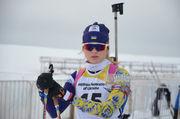 ЮЧЕ-2020 по биатлону. Бех заняла 21 место в индивидуальной гонке