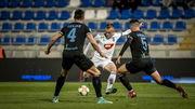 Петряк допоміг своїй команді вийти до півфіналу Кубка Угорщини