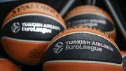 Баскетбольну Євролігу призупинили на невизначений термін