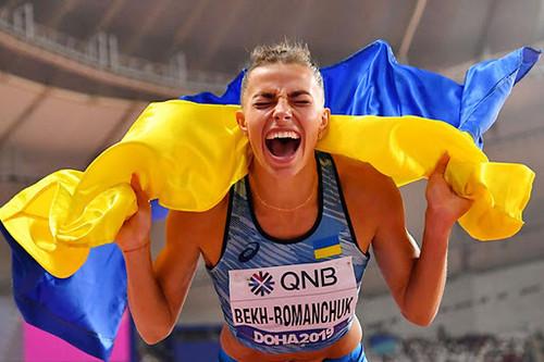 Марина БЕХ-РОМАНЧУК: «Спорт – дуже важлива політична зброя»