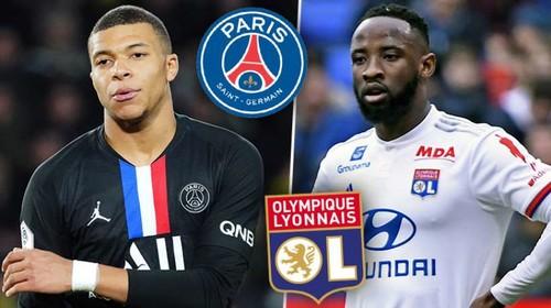 Финал Кубка французской лиги между ПСЖ и Лионом перенесен