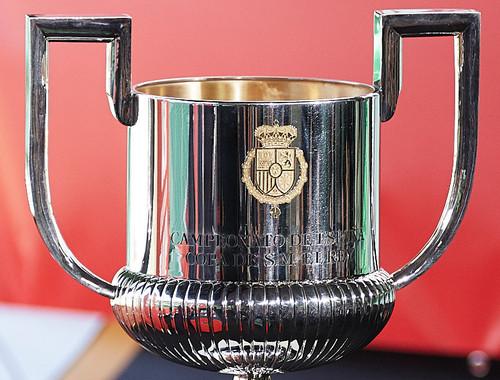 Финал Кубка Испании перенесен