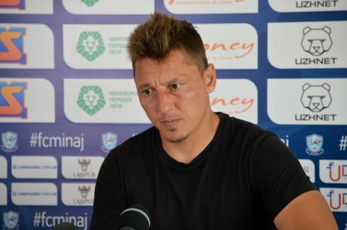 Василий КОБИН: «Футболисты Миная пишут историю»