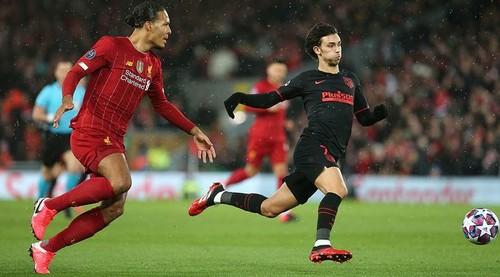 Мадридский Атлетико выбил Ливерпуль из ЛЧ победой на Энфилде