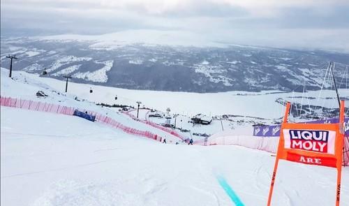 Заключительные этапы Кубка мира по горным лыжам отменены