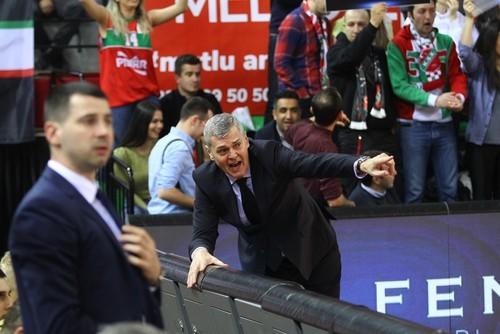 Айнарс БАГАТСКИС: «Я доволен выступлением Киев-Баскета в Кубке Европы ФИБА»