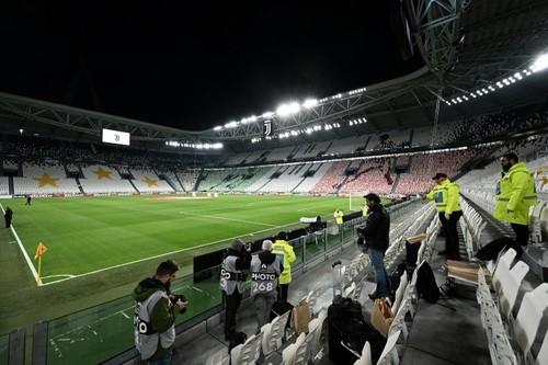 Матч Лиги чемпионов между Лионом и Ювентусом перенесен
