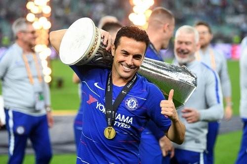 Педро може продовжити кар'єру в Ромі