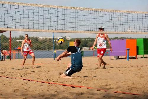Сезон пляжного волейбола в Украине начнется 19 июня