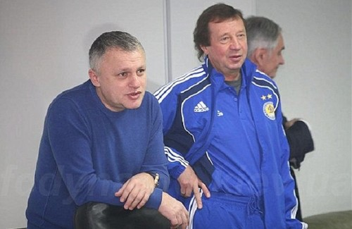 Суркис прокомментировал информацию о возвращении Семина в Динамо