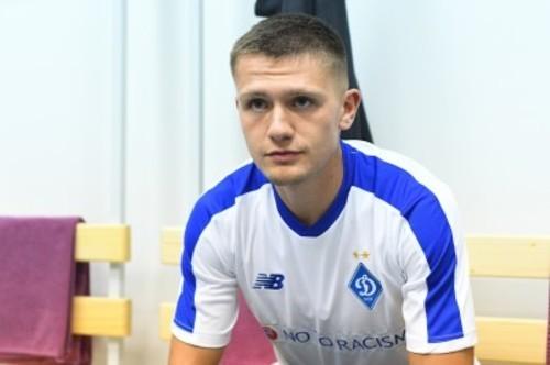 ФОТО. Дуэлунд счастлив вернуться к тренировкам в составе Динамо
