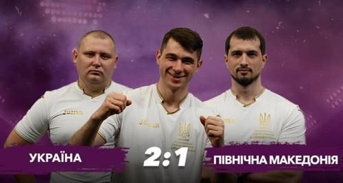 Сборная Украины по киберфутболу вышла в полуфинал European Nations Cup