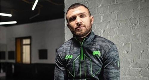 Ломаченко начнет подготовку к бою против Лопеса уже в июне