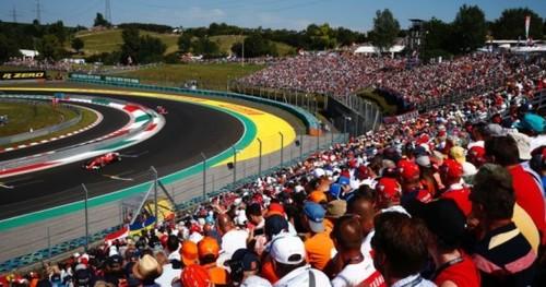 Формула-1 і автодром в Угорщині підписали новий контракт