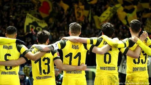 Где смотреть онлайн матч чемпионата Германии Боруссия Дортмунд — Герта