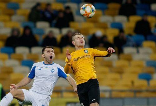 Где смотреть онлайн матч чемпионата Украины Динамо – Александрия