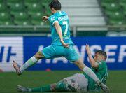 Вердер — Вольфсбург — 0:1. Видео гола и обзор матча
