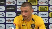 Андрій ЦУРІКОВ: «Цілий рік не грав. Радий забити гол у дебютній грі»