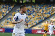 Кендзьора встановив нове персональне досягнення в футболці Динамо