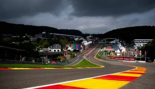 Формула-1 и Гран-при Бельгии продлили контракт
