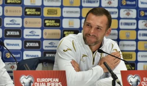 ОФИЦИАЛЬНО. Андрей Шевченко остается в сборной Украины