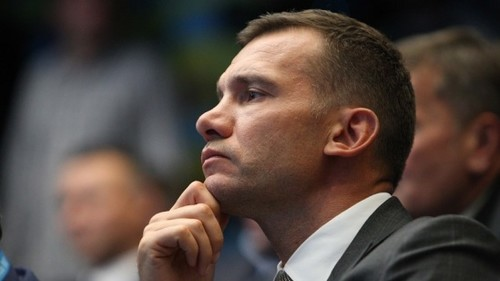 Андрей ШЕВЧЕНКО: «У нас со сборной Украины есть незавершенное дело»