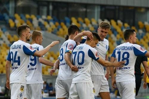 Динамо в матче с тремя пенальти в большинстве поиздевалось над Александрией