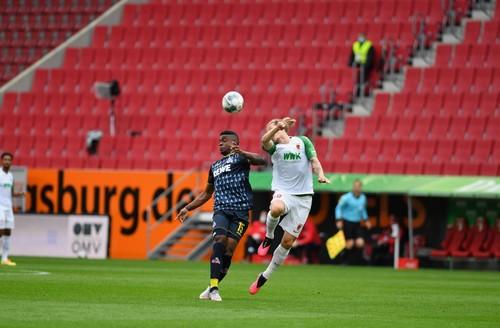 Аугсбург – Кельн – 1:1. Відео голів та огляд матчу